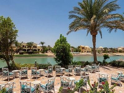 Dawar el Omda Egypte vue sur la lagune