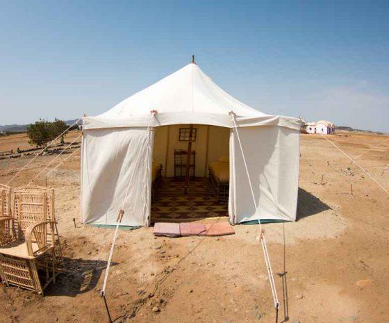 Tente Wadi Lahami