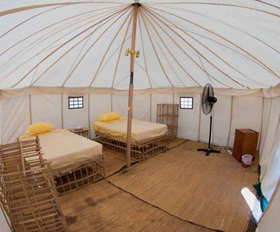 Tente royale Wadi lahami