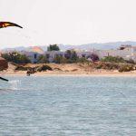 Wadi Lahami kite spot
