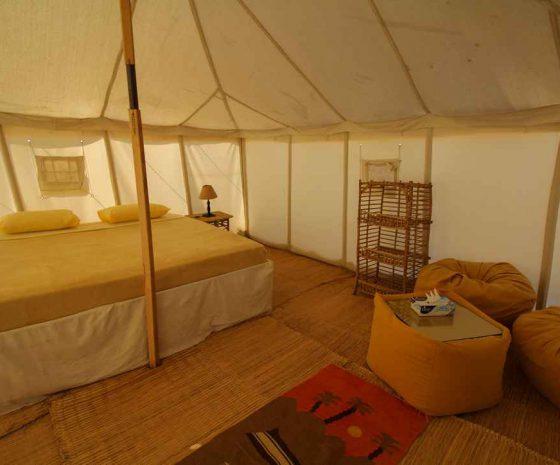 Wadi Lahami tente royale
