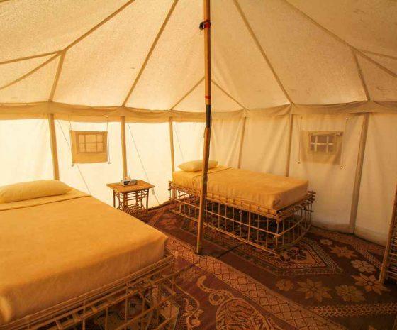 Wadi lahami tente lite double