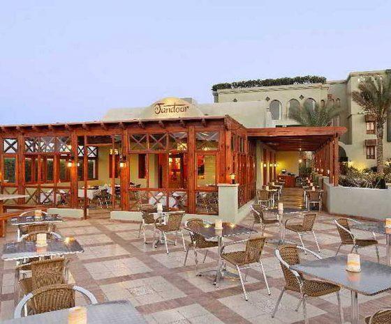 ali pasha el gouna egypte restaurant indien