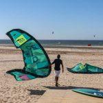 Dakhla cours de kite aile