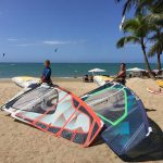 vela girls windsurf Cabarete