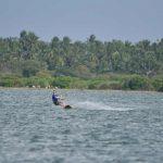 kitesurf à Kalpitiya
