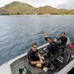 Komodo croisière plongée
