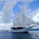 Komodo croisière plongée schooner 5 cabines