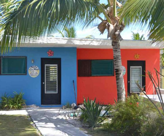 Chambres GREENWOOD BEACH RESORT CAT ISLAND - COPYRIGHT THE ISLANDS OF THE BAHAMAS MINISTRY OF TOURISM