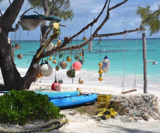 Plage GREENWOOD BEACH RESORT CAT ISLAND - COPYRIGHT THE ISLANDS OF THE BAHAMAS MINISTRY OF TOURISM
