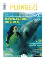 Couverture magazine Plongez n°21