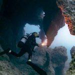 Polynésie Huahine plongée sur LES ARCHES ©Srefan GIACOMUZZI