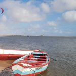 Atins Kite Spot barques