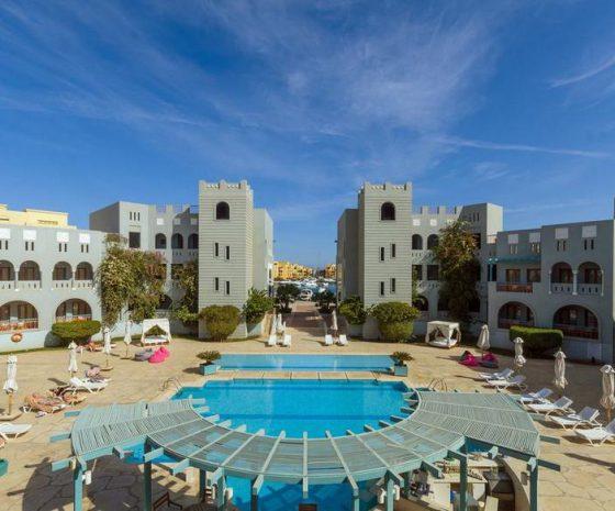 Fanadir El Gouna piscine
