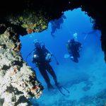plongée grottes Bol Brac Croatie