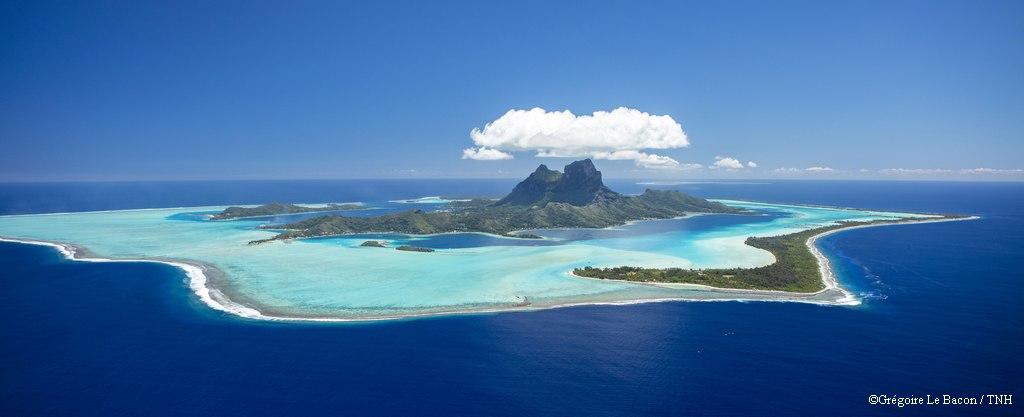 Polynésie - Destinations accessibles